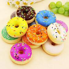 5cm Casuale Squishy Pane Cinghie del Cellulare /Donuts/Torta/CINGHIE Portachiavi
