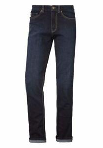 Paddocks Jeans Stretch Ranger Selle Stitch Bleu Noir Rinser Utilisation 80145