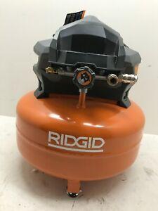 Ridgid OF60150HB Air Compressor Pancake Style 150 Psi Electric 6 Gallon LN
