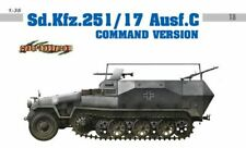 Cyber Hobby Dragon 1/35 Sd.Kfz.251/17 Ausf.C Command Version #6413 *Sealed*
