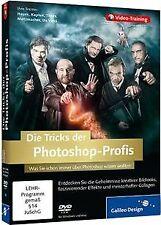 Die Tricks der Photoshop-Profis - Vol. 1 von Ga... | Software | Zustand sehr gut
