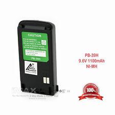 9.6V 1100mAh PB39 PB-39 Ni-Mh Battery for KENWOOD TH-G71 TH-G71A TH-D7 TH-D7A