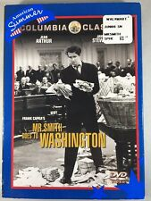 Mr. Smith Goes to Washington Dvd New Factory Sealed Slipcase 2008 Columbia 1939