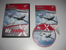My Traffic X PC DVD ROM Add-On Microsoft Flugsimulator SIM X FSX FS