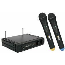 Skp Pro Audio Uhf-261 Dual-Channel Uhf Wireless - Handheld Microphones System Ra