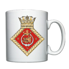 HMS Dalriada  -  Royal Navy - Personalised Mug