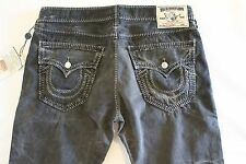 NWT True Religion Men's Jeans Mega T Natural 38x33 Style M3F859EY4