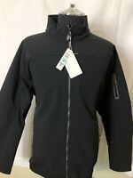 North End Men's Soft Shell Technical Jacket 88138 Black NWT Size XL