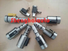 Replacement For VW Audi  09G / TF-60SN Gearbox Solenoid set 8 pcs