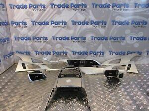 2015 AUDI A6 C7 AVANT S-LINE ULTRA DASHBOARD TRIM SET #21041