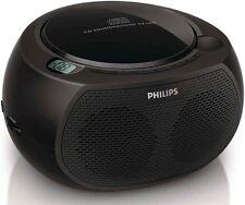Philips CD Soundmachine (AZ100B) (Black)