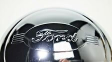 """Ford Wall Plaque Metal Sign Hubcap 10"""" Official Licensed Product"""