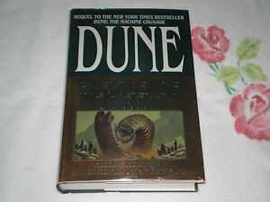 Dune: The Battle of Corrin by Brian Herbert and Kevin J. Anderson  **SIGNED**