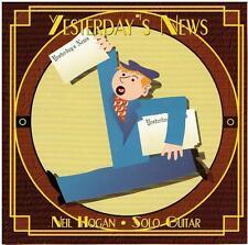 NEIL HOGAN / yesterdays news (solo guitar)