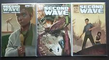 Second Wave #4-6 ~ War of The Worlds / 3 ISSUE LOT ~ 2006 (9.2) WH