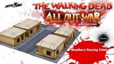 Manticv-vThe Walking Dead All Out War - Woodbury Housing Estate MDF Scenery
