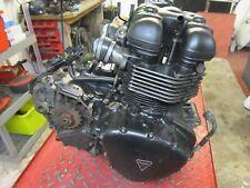 TRIUMPH BONNEVILLE EFI 865 completa buona in esecuzione del motore 2009 * Gratis UK * T100