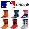 Stance Socks Mens Crew MLB Baseball Athletic Socks Size Large (9-12) BUY 1 GET 1