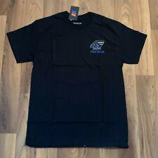 Kyle Weatherman No. 47 #BacktheBlue Large Black Unisex T-Shirt - Brand New