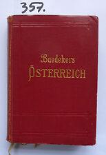 Baedeker Österreich 1926 (W.)