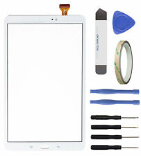 Samsung Tab A T580 T585 T587 Display Touchscreen Scheibe Digitizer Scheibe weiß