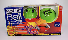 NEW 1997 Radio remote control RC 27MHz GREEN MOTOR BALL