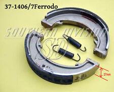 Triumph Bremsbeläge brake shoes FERODO W1406 W1407 37-1406/7 W93 41-6073 42-5878