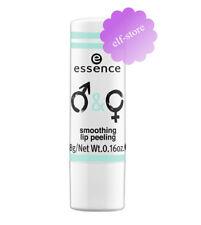 Essence Cosmetics Boys&Girls smoothing lip peeling Lipstick scrub MakeUp