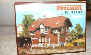 M65 Vollmer 47602 Stellwerk Wiesbaden Spur N ungebaut