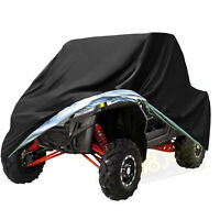 NEVERLAND Waterproof Utility Vehicle UTV Cover 4x4 For Polaris RZR 570 800 900