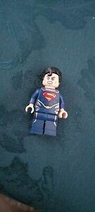 LEGO Minifigure superman