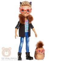 Hixby Hedgehog & Pointer Enchantimals Doll Mattel Brand New