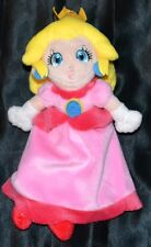 "8.5"" Princess Peach Super Mario Bros. Brothers Plush Toys Dolls Stuffed Animals"
