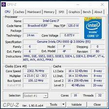 Intel Xeon E5-2683 v4 ES QHZE A1 16C 2GHz LGA2011-3 Compatible X99 i7-6950X