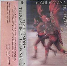 PAUL SIMON - THE RHYTHM OF THE SAINTS - AUDIO-cassette