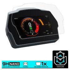 TRIUMPH SPEED TRIPLE 1200 RS (2021-) NANO GLASS Dashboard Screen Protector