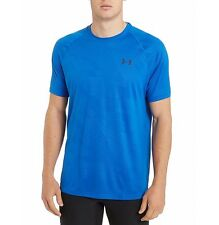 UA Under Armour Heatgear Tech Printed T-shirt Camiseta Entrenamiento Running