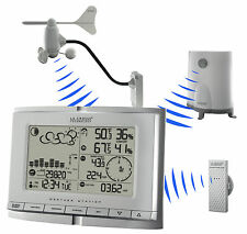 La Crosse Technology WS-1517 Pro Rain wind Wireless Weather Station