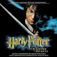 HARRY POTTER AND THE CHAMBER OF SECRETS CD BY  NEW SEALED