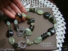 N1995 & Bracelet B1990 Set $218 Silpada Set Prehnite Quartz S Silver Necklace