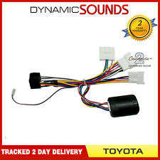 CT51-TY05 Voiture Amplificateur Stéréo Rétention Interface Câble pour Toyota