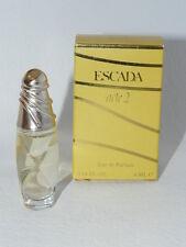 Miniature ESCADA Acte 2 Eau de parfum 4 ml NEUF