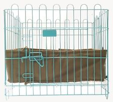Cushioned Borders for Pet Crates OLIVE DRAB