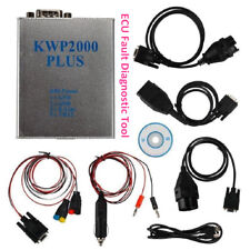 KWP2000 Car SVU Fault Diagnostic ECU Plus Flasher Tuning Tool OBD2 Read +Analyze