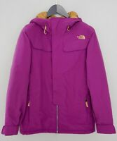 Women The North Face Jacket HyVent Skiing Snowboarding Waterproof M UK12 ZPA55