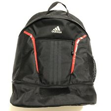 adidas CLIMAcool Backpack Black w/ Red & Pink Accents EUC BTS