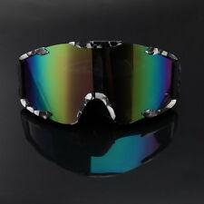 Motorcycle Motorcross ATV Dirt Bike Off Road Racing Goggles Glasses Colored Lens