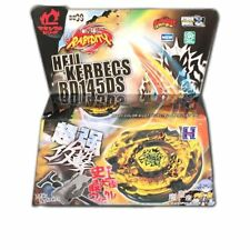 Beyblade Hades Hell Kerbecs Metal Masters 4D BB-99 Starter Retailer Pack