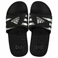adidas Womens Adissage Sliders Pool Shoes Strap Hook and Loop Touch Close Quick