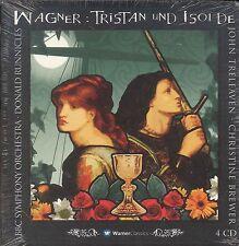 Richard Wagner Tristan Und Isolde box CD NEW BBC Symphony Orchestra Treleaven